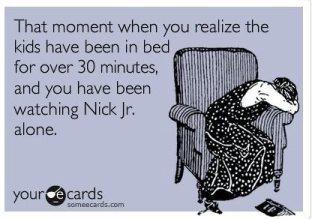Nick Jr & Bedtime
